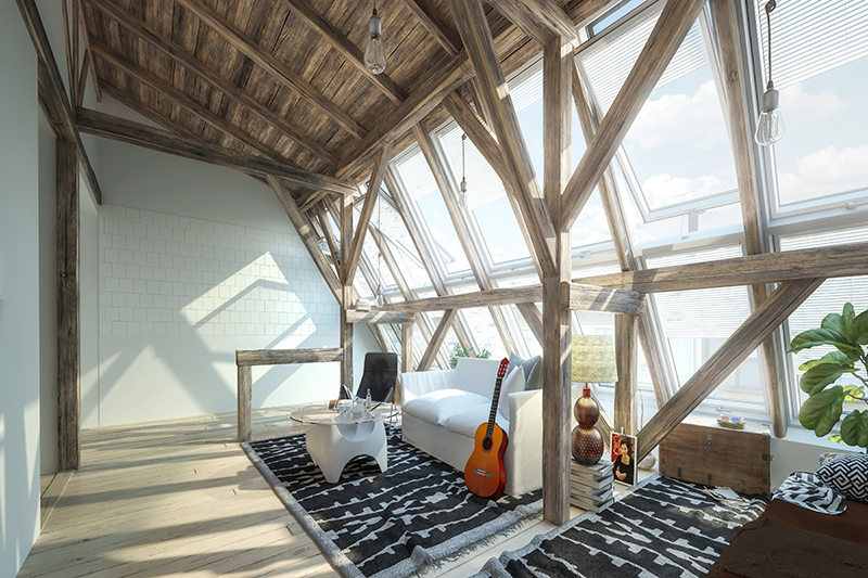 How Much Is A Loft Conversion in Exeter Devon